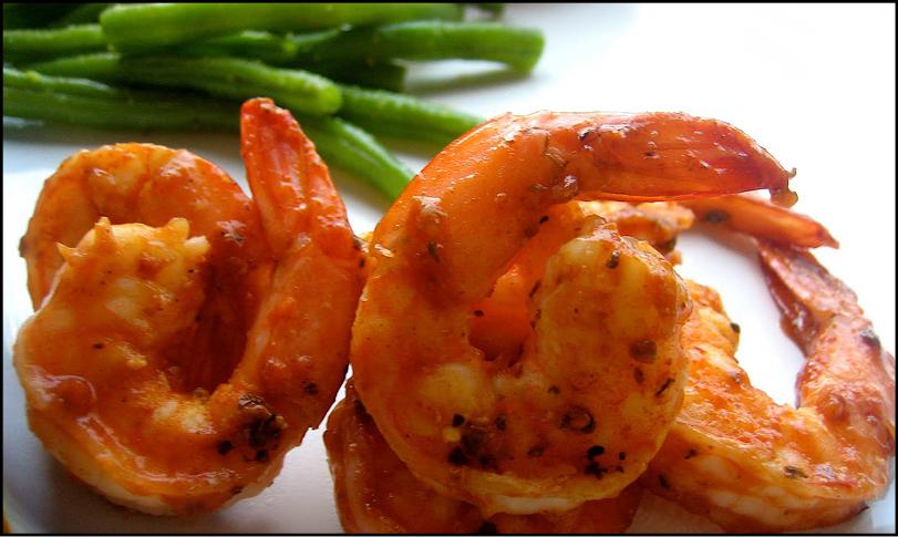 Shrimp Sweet & Spicey